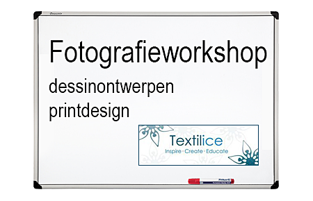 Fotografieworkshop dessinontwerpen printdesign
