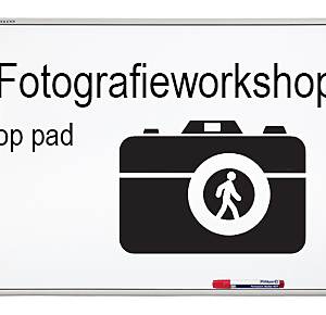 Fotografieworkshop op pad