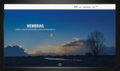 webdesign memorias